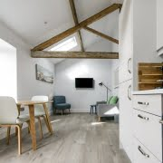 The Old Granary - The Mill Living Room / Kitchen