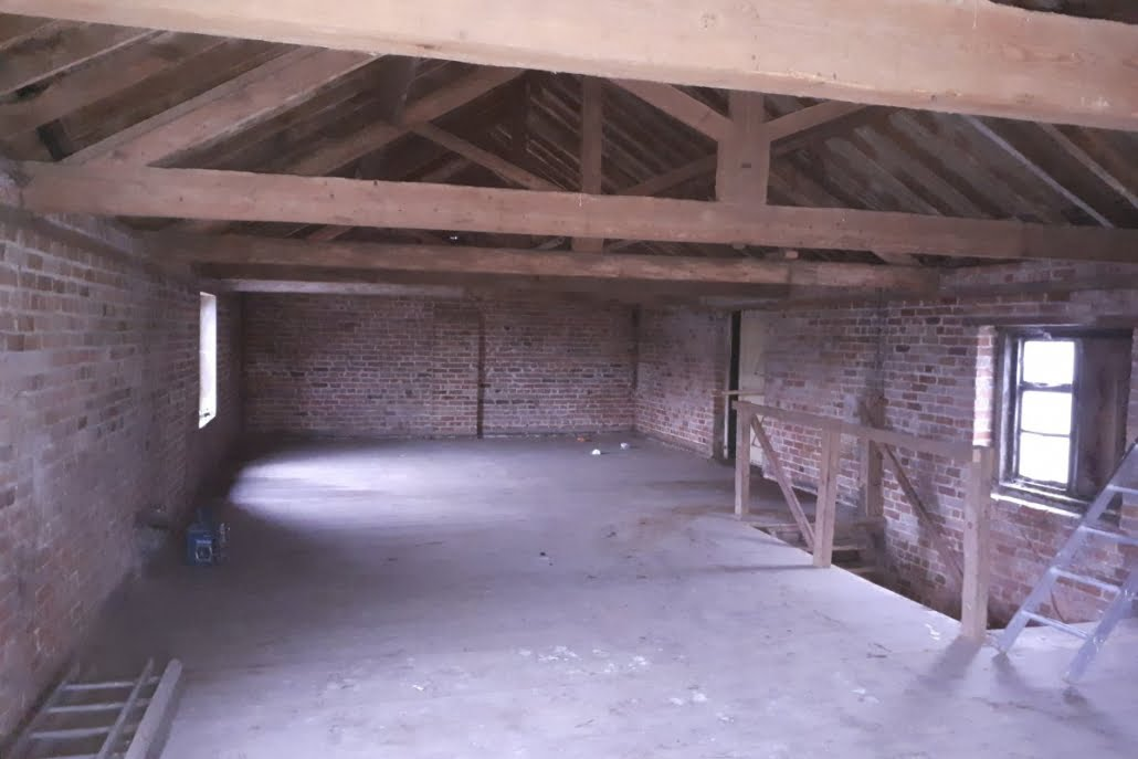 The Old Granary Renovation