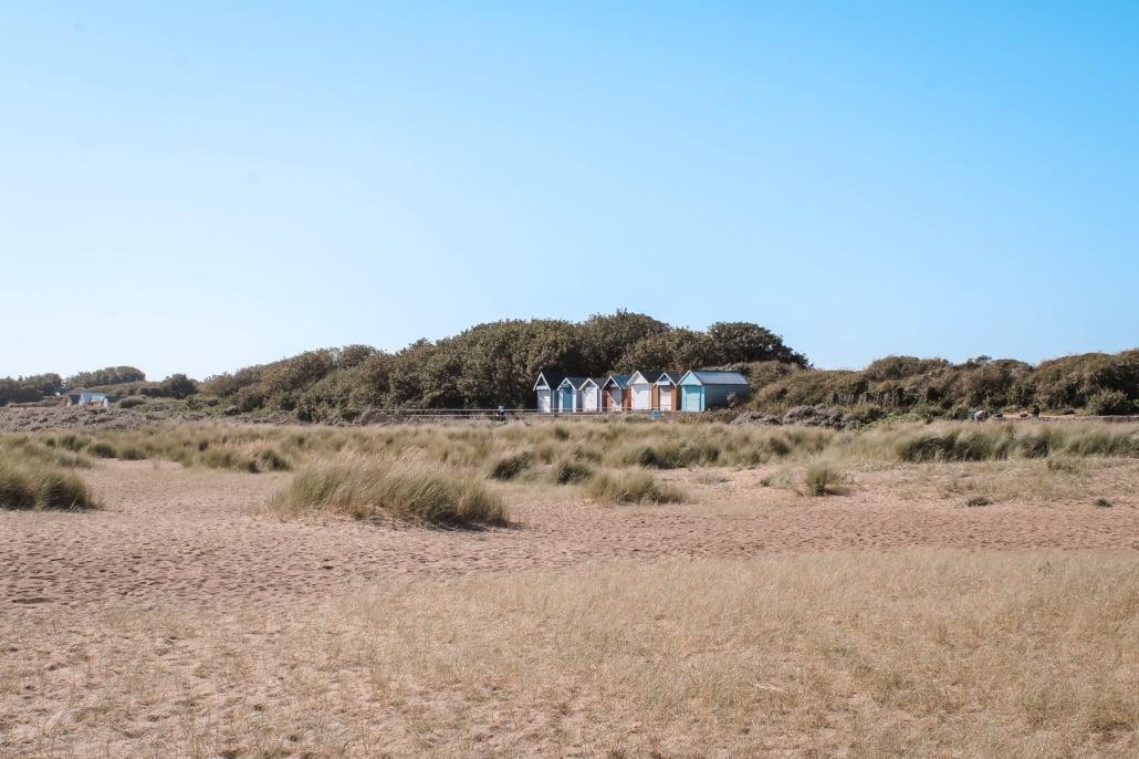 Chapel Six Marshes Beach